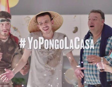 """Ad Ayudín """"Yo pongo la casa"""""""