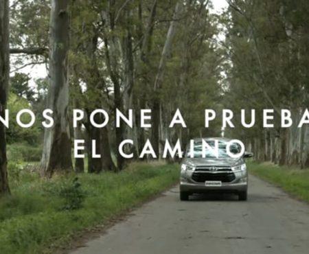 Ad Toyota Innova
