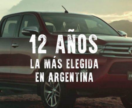 "Ad Toyota ""50 años"""